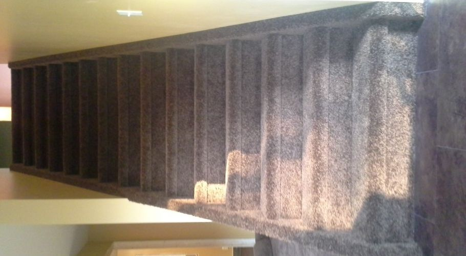 Carpet (On Stairs)