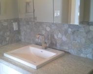 Custom Bathroom Tile Work